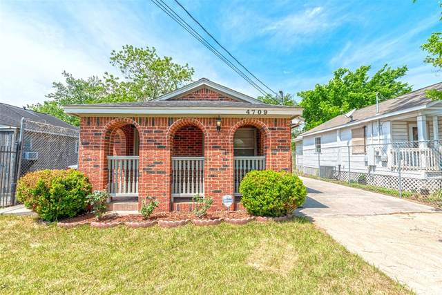 4709 Sharman Street, Houston, TX 77009 (MLS #42428856) :: Giorgi Real Estate Group