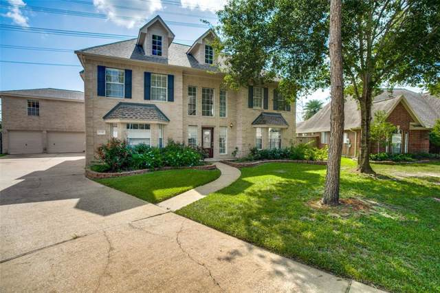 2530 Sea Horse Court, Seabrook, TX 77586 (MLS #42431357) :: Ellison Real Estate Team