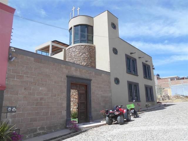5 Cerrado De Juan Govea, San Miguel De Allende, TX 37760 (MLS #42445552) :: The Home Branch