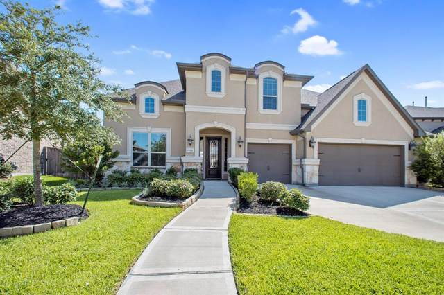 15302 Thompson Ridge Drive, Cypress, TX 77429 (MLS #42453862) :: The Heyl Group at Keller Williams