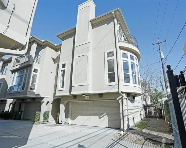 1304 Dart Street A, Houston, TX 77007 (MLS #4245540) :: Green Residential