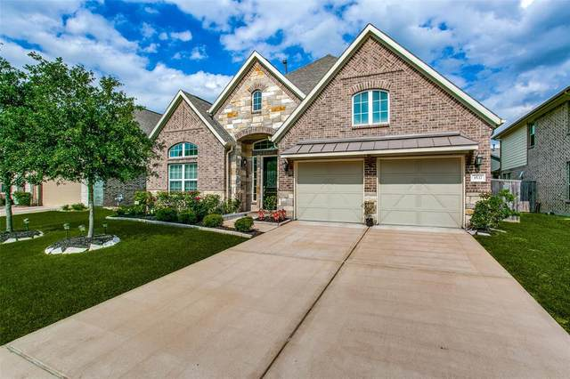 3537 Morning Hill Court, Pearland, TX 77584 (MLS #42462464) :: Homemax Properties