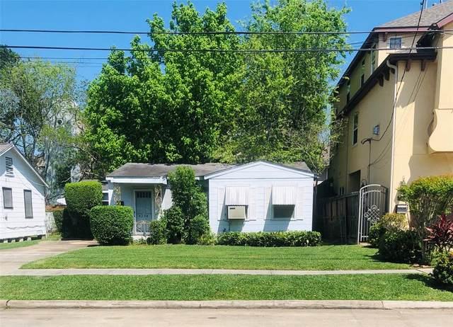 4254 Drake Street, Houston, TX 77005 (MLS #42475118) :: Caskey Realty