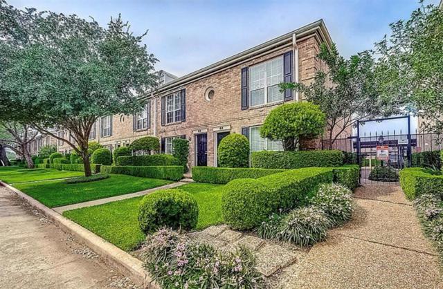 6402 Del Monte Drive #62, Houston, TX 77057 (MLS #42482775) :: Texas Home Shop Realty