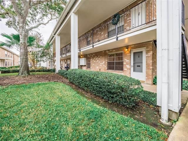 3535 Nasa Parkway #71, Seabrook, TX 77586 (MLS #42488491) :: Ellison Real Estate Team