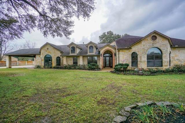 4903 Katy Hockley Road, Katy, TX 77493 (MLS #42496080) :: Connect Realty