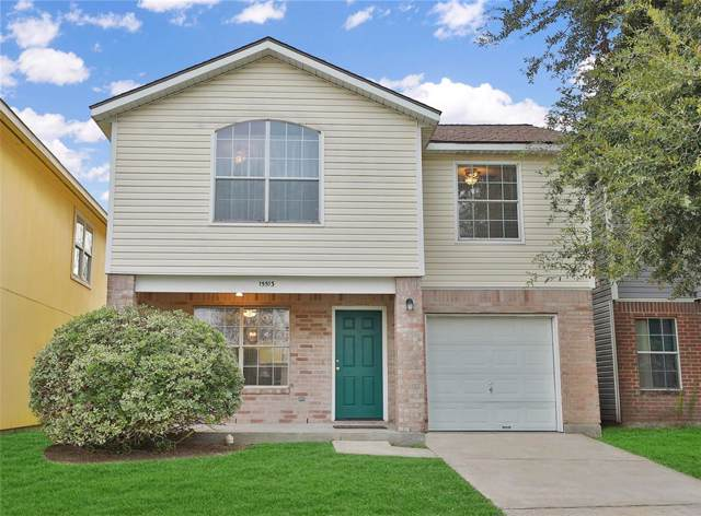 15513 Martineau Street, Houston, TX 77032 (MLS #42500829) :: Ellison Real Estate Team