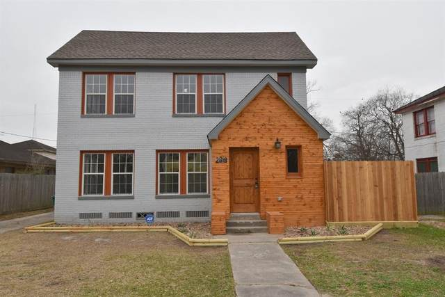 2818 Truxillo Street, Houston, TX 77004 (MLS #42504068) :: The SOLD by George Team