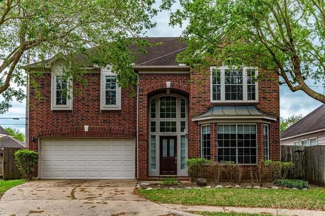 4007 Creek Hollow Lane, Missouri City, TX 77459 (MLS #42504641) :: The Home Branch
