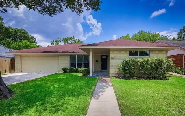 5634 Ludington Drive, Houston, TX 77035 (MLS #425066) :: The Freund Group