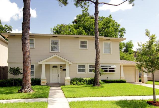 2711 Robinhood, West University Place, TX 77005 (MLS #42531276) :: Keller Williams Realty