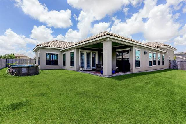 1270 Portefino Lane, League City, TX 77573 (MLS #42539828) :: Guevara Backman
