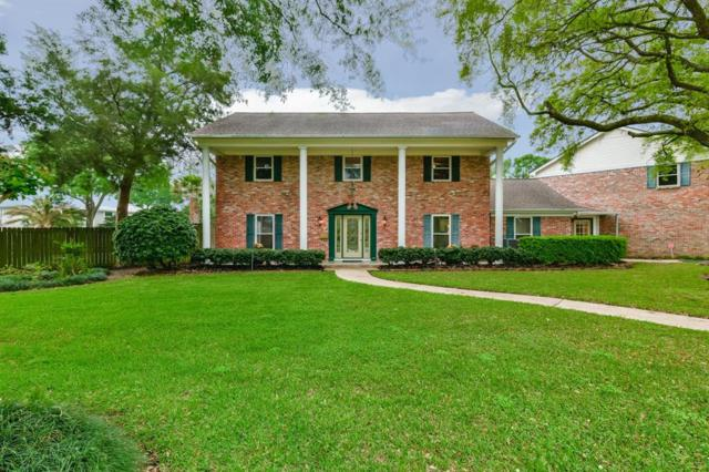 18519 Vinland Dr Drive, Houston, TX 77058 (MLS #42560687) :: The SOLD by George Team
