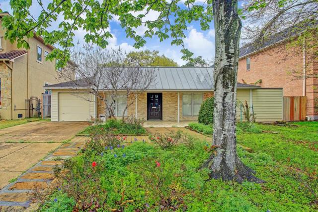 4524 Maple Street, Bellaire, TX 77401 (MLS #42565320) :: Fairwater Westmont Real Estate