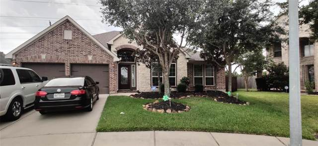 2602 Night Song Drive, Pearland, TX 77584 (MLS #4257084) :: Ellison Real Estate Team