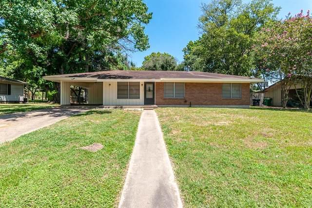 1502 Plymouth Lane, Brenham, TX 77833 (MLS #42574279) :: My BCS Home Real Estate Group