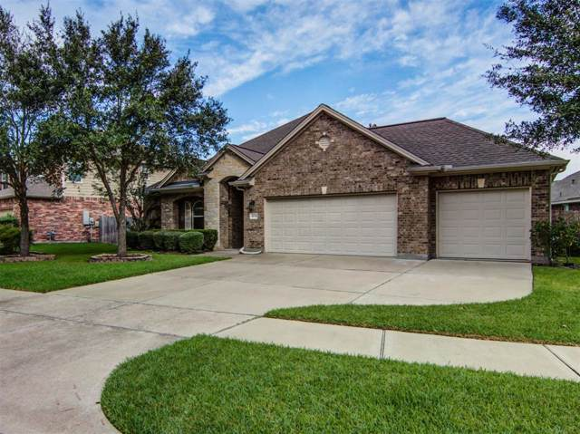6214 Oxford Lake Drive, Rosenberg, TX 77471 (MLS #4257914) :: The SOLD by George Team