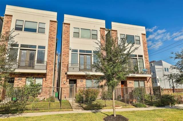 1417 Blodgett Street, Houston, TX 77004 (MLS #42579309) :: The SOLD by George Team