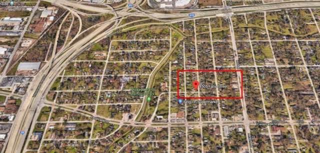 0 Williamsdell Street, Houston, TX 77088 (MLS #4258848) :: The Heyl Group at Keller Williams