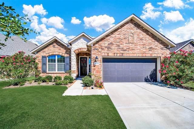 5215 Baroness Lane, Katy, TX 77493 (MLS #42610468) :: Phyllis Foster Real Estate