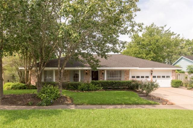 3210 Churchill Street, Pearland, TX 77581 (MLS #4262534) :: Caskey Realty