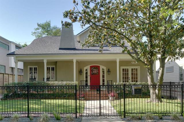 1629 Harold Street, Houston, TX 77006 (MLS #42626152) :: Fanticular Real Estate, LLC