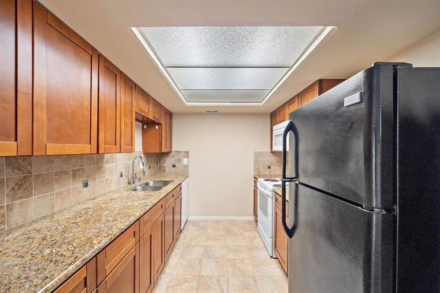 2814 S Bartell Drive S #5, Houston, TX 77054 (MLS #42656700) :: All Cities USA Realty