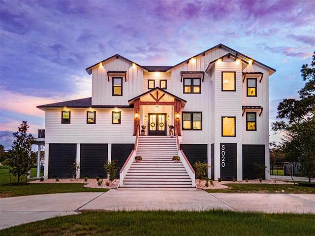 5020 Country Club Drive, Dickinson, TX 77539 (MLS #42662464) :: Christy Buck Team