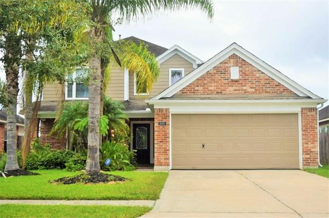 868 Rock Harbor, League City, TX 77573 (MLS #42664883) :: REMAX Space Center - The Bly Team