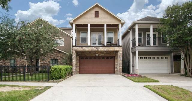 832 W 18th Street, Houston, TX 77008 (MLS #42675096) :: Green Residential