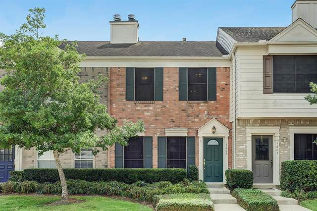 2910 Grants Lake Boulevard #1602, Sugar Land, TX 77479 (MLS #42680578) :: The Andrea Curran Team powered by Compass