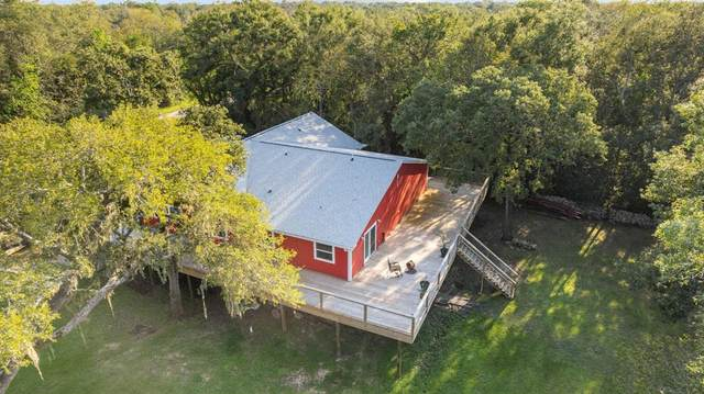 6310 County Road 435 Wickwillow, Alvin, TX 77511 (MLS #42687214) :: Texas Home Shop Realty