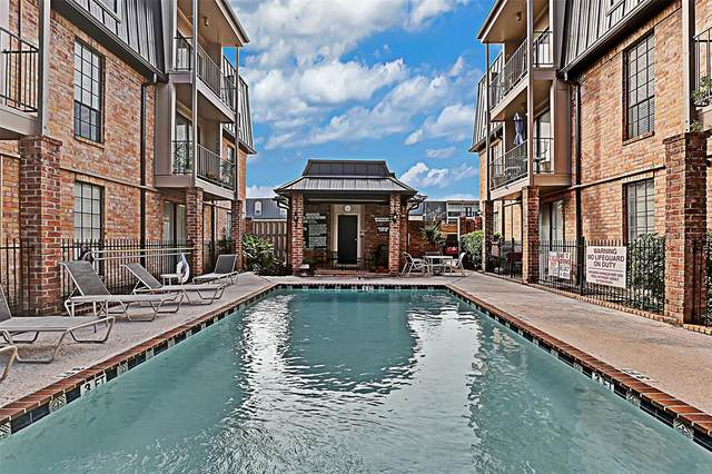 2425 Underwood Street #344, Houston, TX 77030 (MLS #42687406) :: Caskey Realty