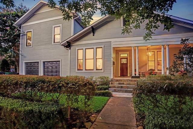 1342 Harvard Street, Houston, TX 77008 (MLS #42695732) :: The Home Branch