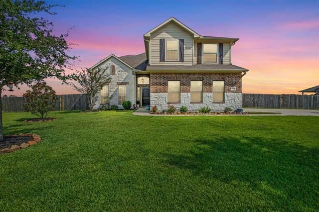 4811 Magnolia Bend Drive, Rosharon, TX 77583 (MLS #42703883) :: The Home Branch