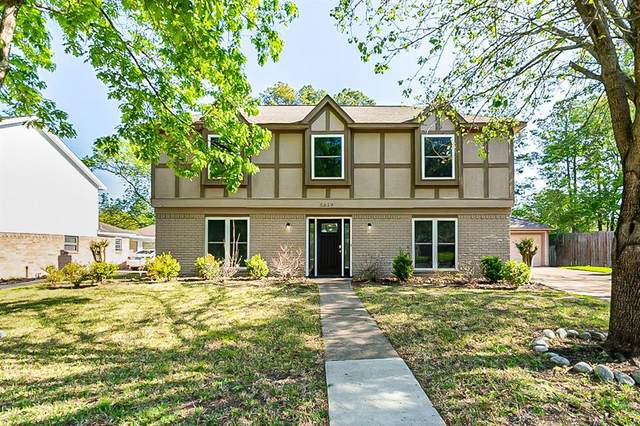 5619 Mossy Timbers Drive, Humble, TX 77346 (MLS #42706465) :: Lisa Marie Group | RE/MAX Grand