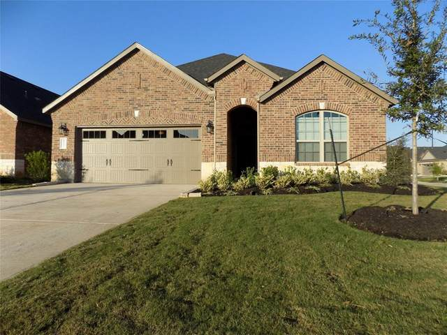 8527 Golden Field Drive, Rosenberg, TX 77469 (MLS #42721309) :: The Bly Team