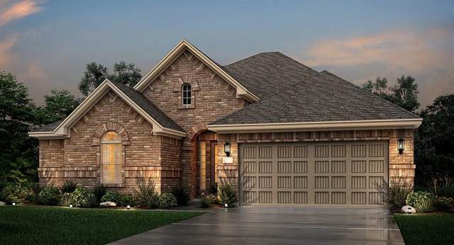 2239 Ginger Trail Lane, Rosenberg, TX 77469 (MLS #42734109) :: The Queen Team