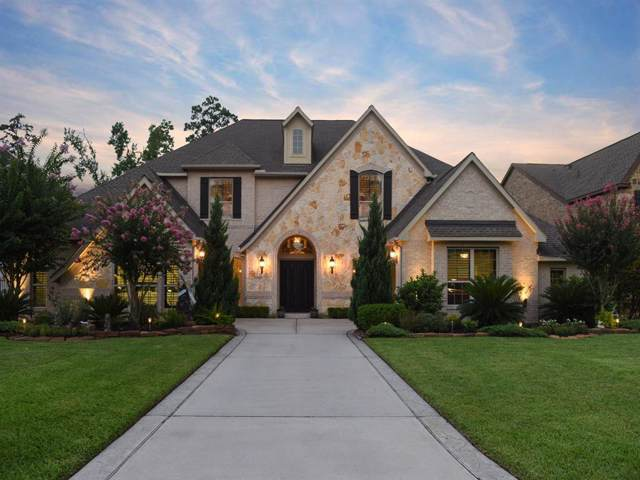 35 Player Vista Place, The Woodlands, TX 77382 (MLS #4275639) :: The Heyl Group at Keller Williams