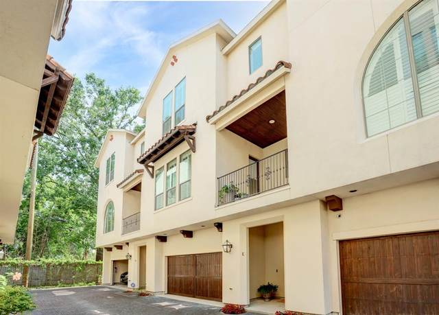 4515 Floyd Street E, Houston, TX 77007 (MLS #42763075) :: Lerner Realty Solutions