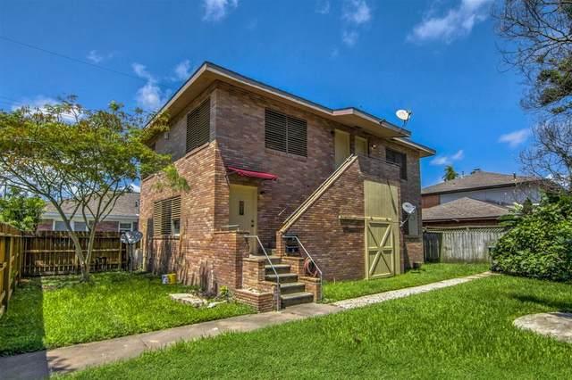 2516 46th Street, Galveston, TX 77551 (MLS #42764864) :: The SOLD by George Team