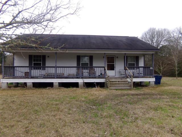 201 Jones Road, Groveton, TX 75845 (MLS #42766376) :: Connect Realty
