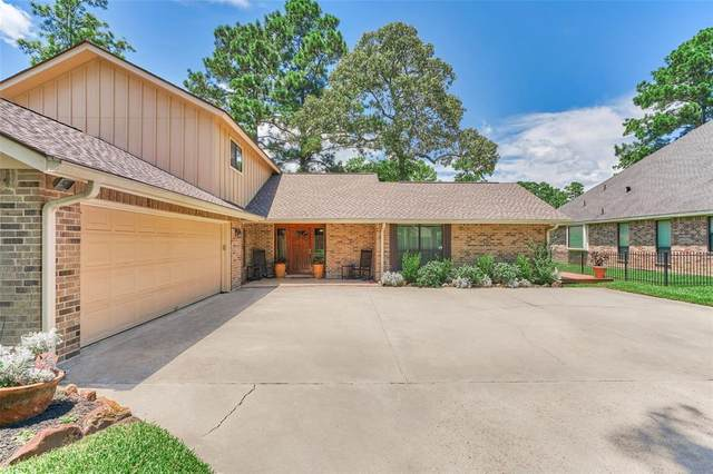 3407 Willowrun Drive, Montgomery, TX 77356 (MLS #42770503) :: The Home Branch