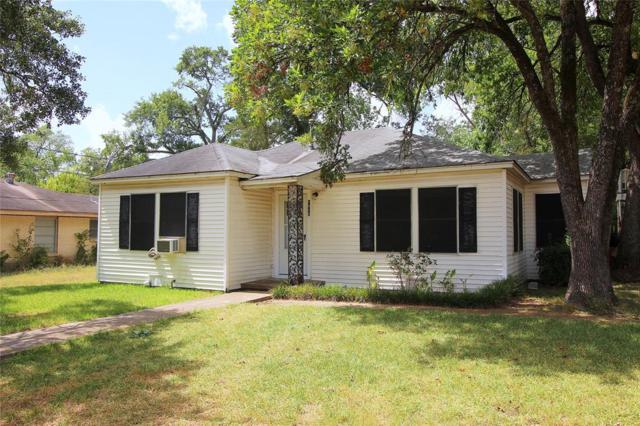 1415 Park Street, Bryan, TX 77803 (MLS #42783525) :: Giorgi Real Estate Group