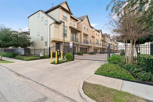 6363 Fairdale Lane M, Houston, TX 77057 (MLS #42784218) :: The Home Branch