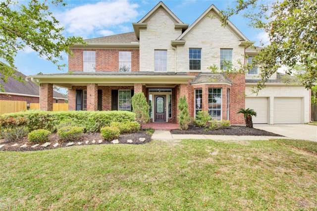 1632 Mossy Stone Drive, Friendswood, TX 77546 (MLS #42810007) :: The Queen Team
