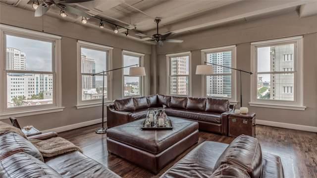 1120 Texas Street 8A, Houston, TX 77002 (MLS #42814980) :: The Parodi Team at Realty Associates