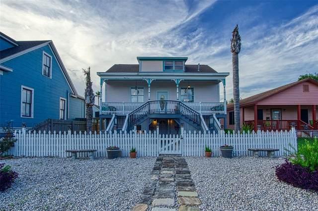 1322 Avenue L, Galveston, TX 77550 (MLS #42819529) :: Keller Williams Realty