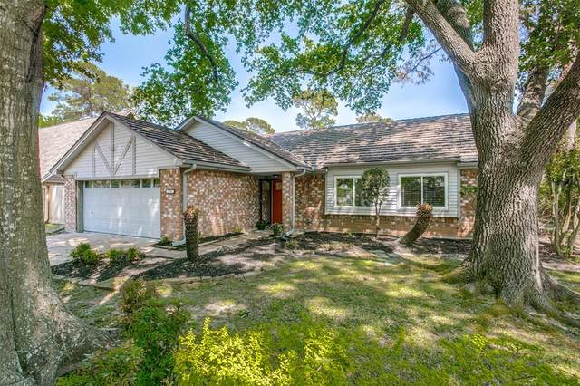 5706 Knobby Knoll Drive, Houston, TX 77092 (MLS #42837464) :: The Home Branch