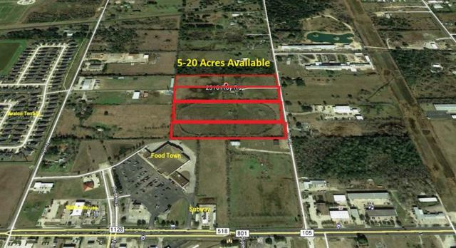 0000 Roy Rd Road, Pearland, TX 77581 (MLS #4284673) :: Connect Realty